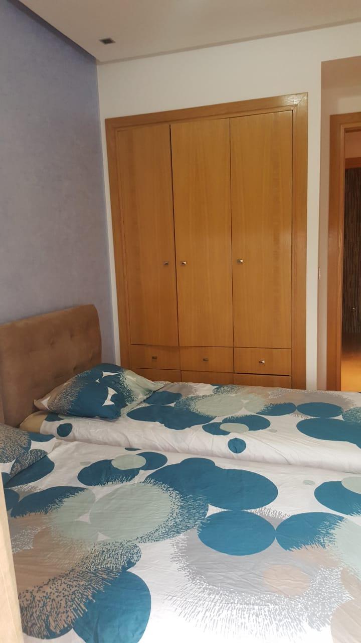 Bel appartement meublé à Agadir