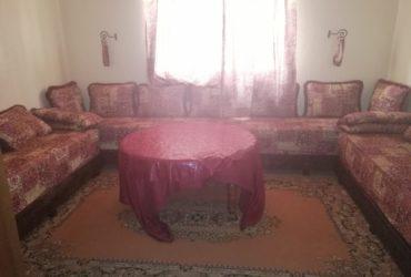 Belle  Appartement meublé à Riad Salam à Louer