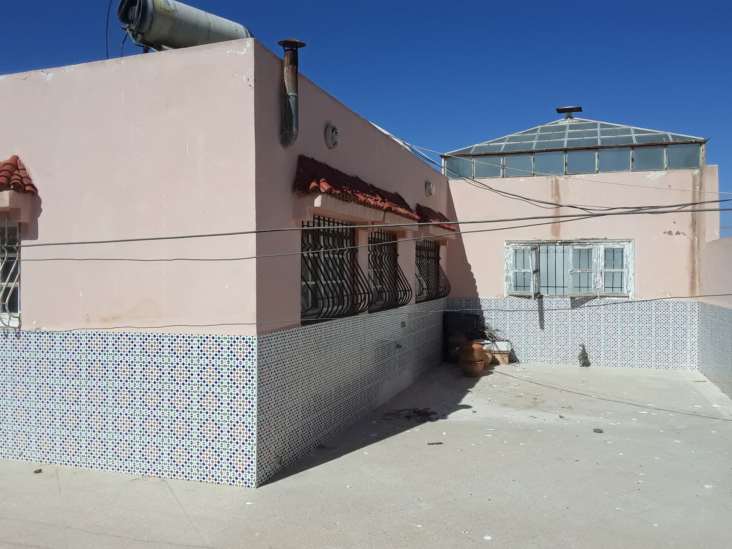 Maison R+2 habitat