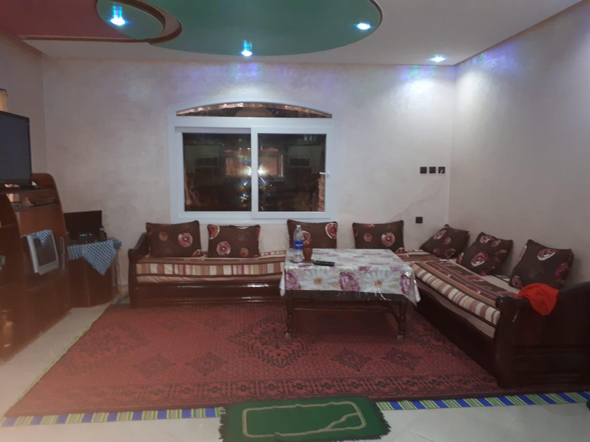 Belle villa à vendre sur la route de tifnit